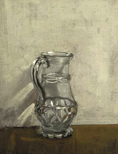 "William Nicholson (1872-1949), ""The Trailed Jug"""