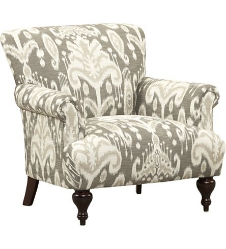 Living Room Furniture Jessica Accent Chair