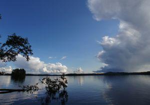 Rutajärvi Lintuniemi, Leivonmäen kansallispuisto, Finland