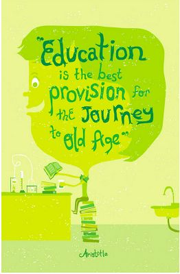 Educational Technology and Mobile Learning: 7 Cool Library Posters