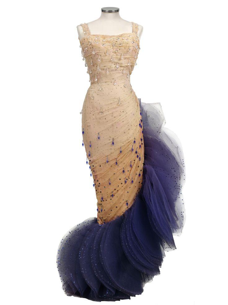Vintage evening gown