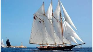 Shenandoah of Sark is a 54.35m Luxury yacht built by Townsend & Downey in 1902  with refits in 1998 and 2009. With interior stylings by Gae Aulenti and Bureau Veritas, she accommodates 8 guests in a master and 3 double cabin(s) with additional pullmans for 2 extra guests. Powered by Lugger engines she has a cruising speed of 9 knots and can get to a top speed of 12 knots. Shenandoah of Sark is listed for sale on boatinternational.com by Edmiston & Company asking €15,000,000.