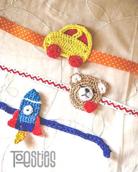 Crochet Rakhi | Toesties | Kids Rakhis | Ultimate Rakhi Guide | ( http://purplevelvetproject.com/guide-kids-rakhis/ ) | Unique Rakhi Ideas | Rakhi Design | DIY Rakhis | Rakhi Lumba | Raksha Bandhan | Thali | Indian Festival | Modern Rakhis | Traditional Rakhis | Brother | Sister | Sister In Law | Bhabhi | Personalised Rakhis |Rakshabandhan | Fancy Rakhis | Designer Rakhis | Beautiful | Awesome | Creative | Fun Rakhis | Quirky Rakhis | @purplevelvetpro