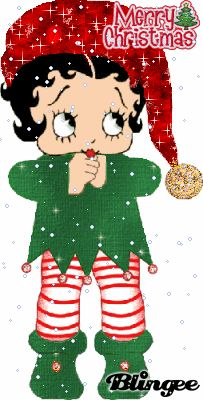 17 Best images about BETTY BOOP CHRISTMAS on Pinterest | Sexy ...