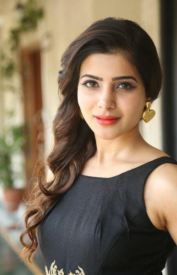 Samantha In Saree: Samantha Latest Hd Stills Gallery