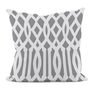 Carnell Decorative Synthetic Throw Pillow