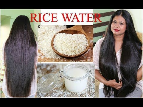 This Is What RICE WATER Did To My HAIR! Results & Experience | Sushmita's Diaries - YouTube