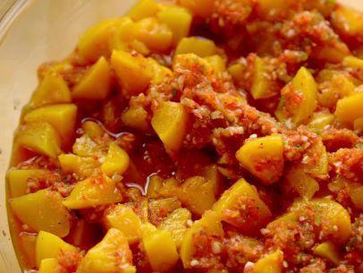 Peach Salsa Recipe : Ree Drummond : Food Network