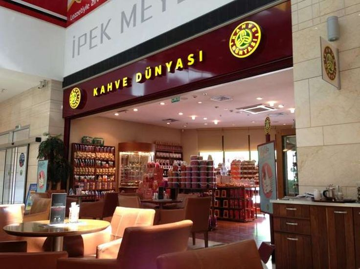 Kahve Dünyası Marmara Forum |