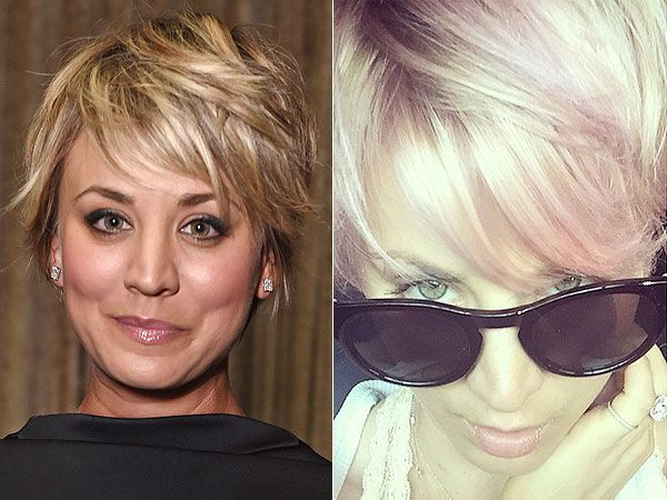 Kaley Cuoco-Sweeting Dyes Her Pixie Pink: I Wanted to Do This for Years http://stylenews.peoplestylewatch.com/2015/04/29/kaley-cuoco-dyes-hair-pink-photos/