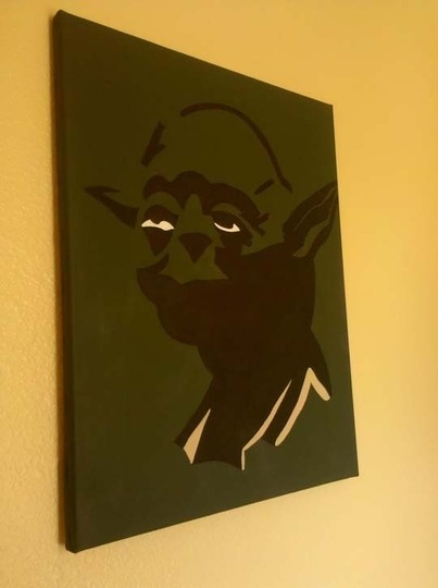 More wall decor.  For the nerd-ily inclined.