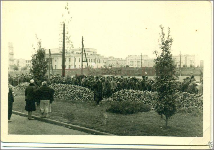 Polnische Soldaten, Lublin, al. Racławickie 1939 r. fot. skycrpatercity.com