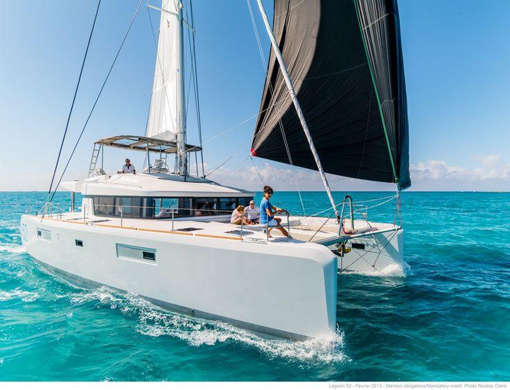 Catamarans NEW BUILD FLYBRIDGE, Manufacturer: LAGOON, Model Year: , Length: 52ft, Model: Lagoon 52 F, Condition: New, Listing Status: Catamaran for Sale, Price: USD 805872