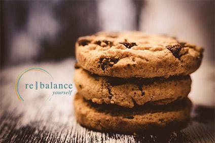 Cookies ταχινιού με κομματάκια σοκολάτας