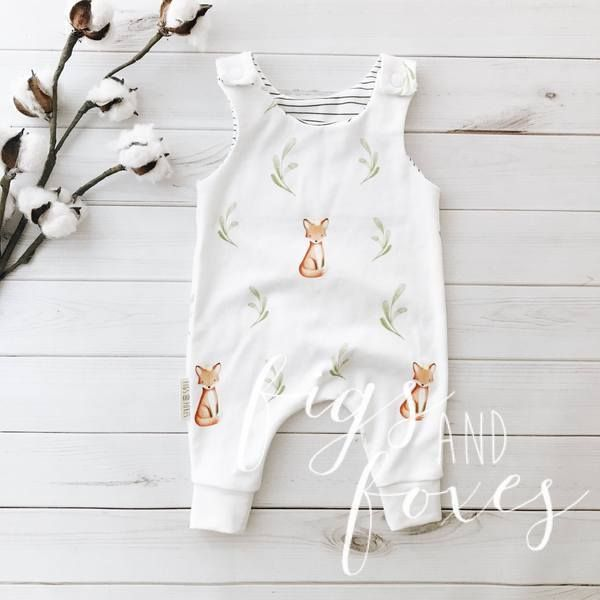 King Fox Romper – Figs and Foxes https://presentbaby.com