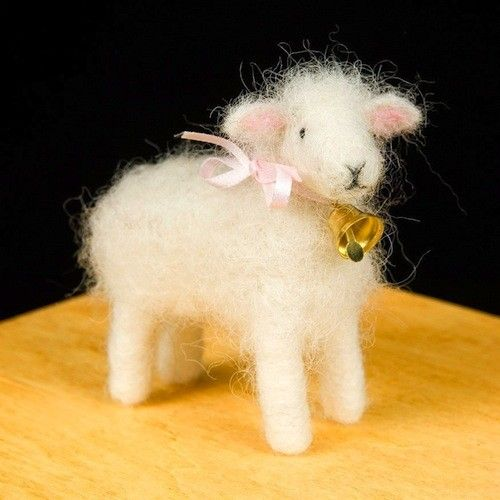 Needle Felting... I have done several projects in this... plenty of fun but wear leather gloves!!!