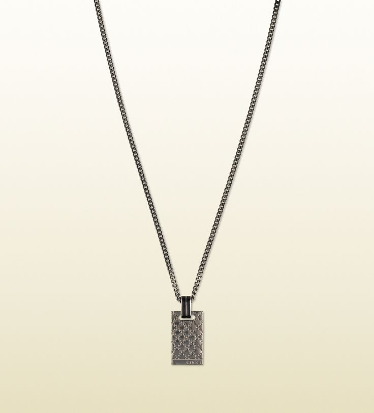 Gucci wish list 14 pinterest diamantissima pendant necklace in sterling silver mozeypictures Gallery