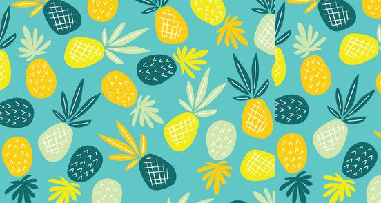 #Pineapple #pattern