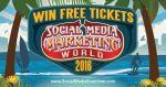 Win Free Tickets to Social Media Marketing World 2016