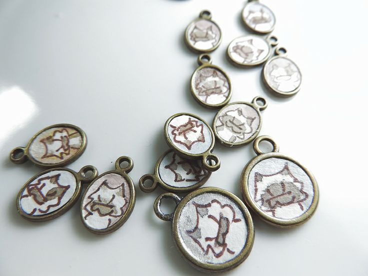Little Kitty Charms