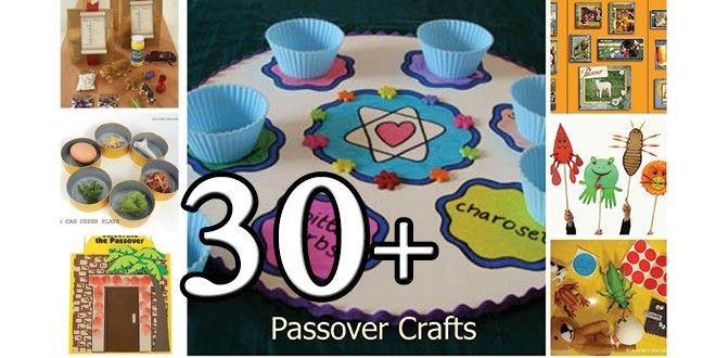 30+ Fun Passover Crafts to Teach the Passover Story - Heart of Wisdom Homeschool Blog