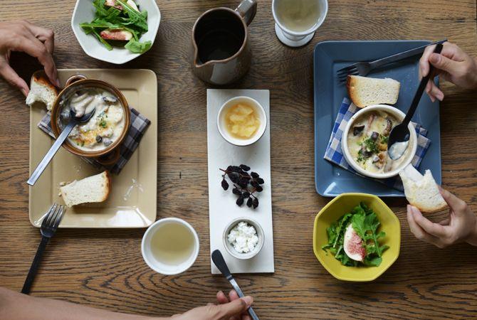 백로 - la table 24 절기의 식탁