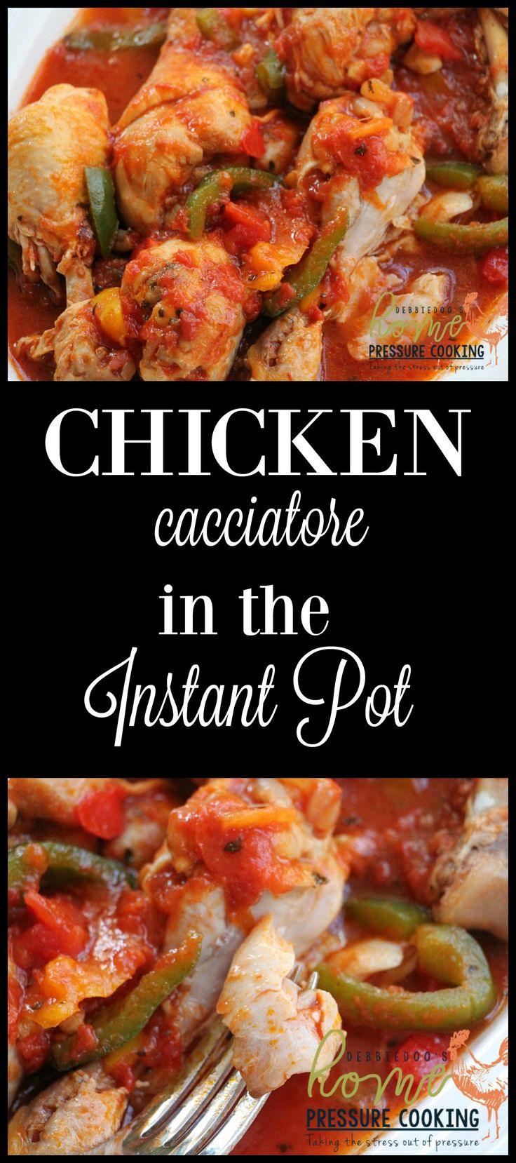 Hey there!~ Tonight's dinner was the BOMB! I mean that in a good way. In less than 30 minutes I had dinner on the table and it tasted like it would have taken all day to make. Today I am sharing how to make chicken cacciatore in the Instant Pot. This is a very inexpensive...Read More