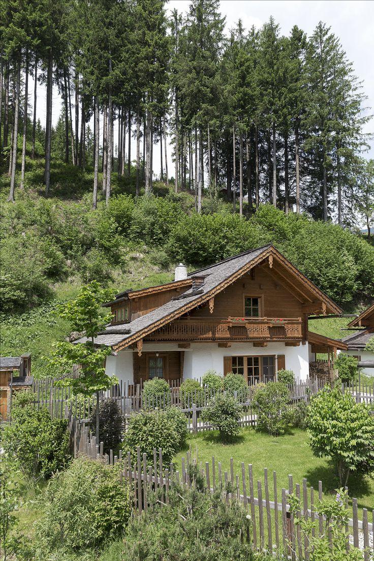 Urlaub im Holz-Chalet in Österreich // Holidays in the chalet in Austria