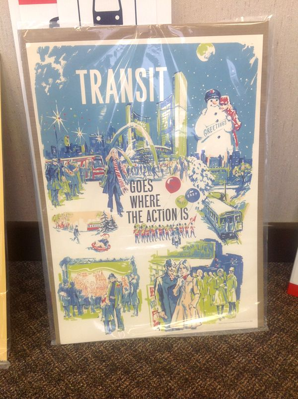 TTC Merch Poster New VINTAGE Style Posters From TTC