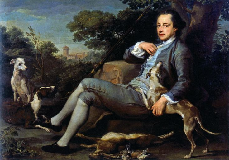 https://flic.kr/p/7kFQFm | Pompeo Batoni, Portrait of Humphry Morice, 1761. Norton Conyers, North Yorkshire, Private Collection | Pompeo Girolamo Batoni (25 January 1708 – 4 February 1787) was an Italian painter whose style incorporated elements of the French Rococo, Bolognese classicism, and nascent Neoclassicism. He was born in Lucca, the son of a goldsmith, Paolino Batoni. He moved to Rome in 1727, and apprenticed with Agostino Masucci, Sebastiano Conca and/or Francesco Imperiale…