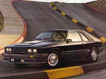 Mercury Capri RS 5.0 '1983–86
