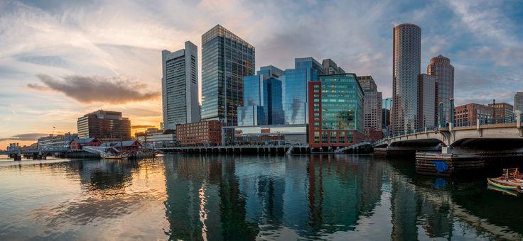 Boston dévoile ses idées pour lutter contre les dangers liés au changement climatique