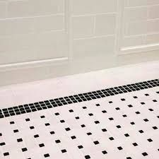 Image result for BLACK WHITE BATH FLOORS DESIGNS WITHOUT BLACK & WHITE DECO