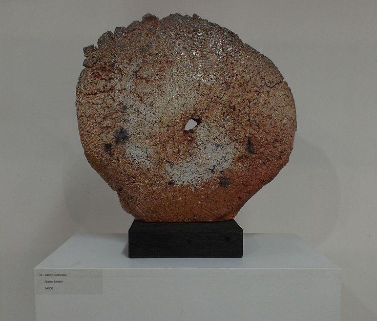 Sandy Lockwood - Quern Series I - Australian woodfire: Curator's choice, 8 July – 2 August 2015, Strathnairn Arts