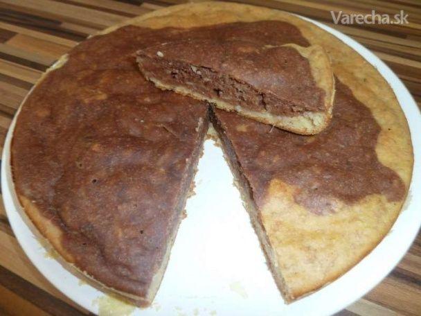 Zdravý banánový koláčik - Recept