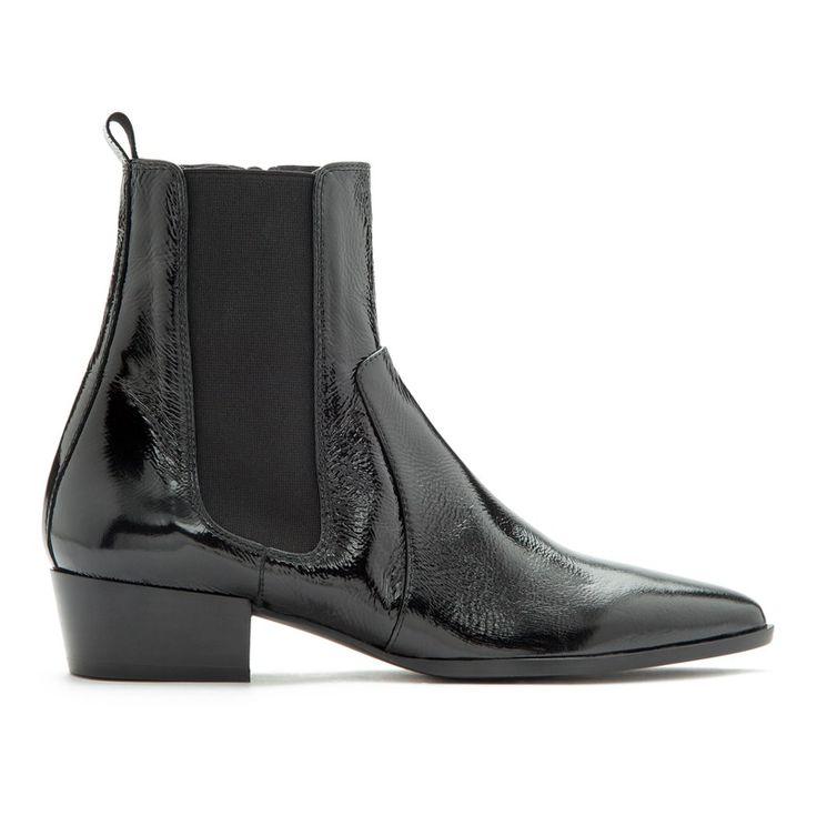 SHOES Bootie BLACK