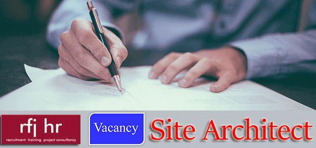 Site Architect Jobs in Robinson Faris Jones HR in UAE, Dubai Visit jobsingcc.com for more info @ http://jobsingcc.com/site-architect-jobs-robinson-faris-jones-hr/