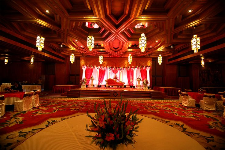 A #Delhi Ambiance to host wedding at #Theashok
