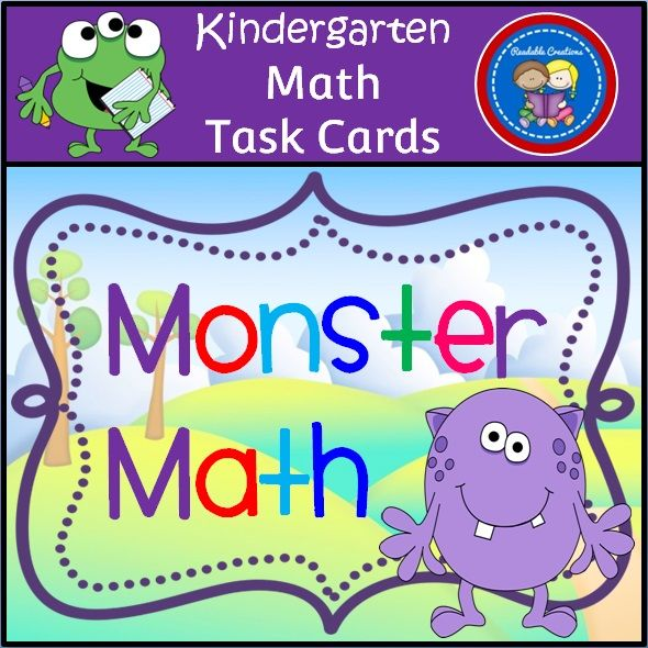 These 120 task cards reinforce kindergarten math concepts of counting, cardinality, operations to 10, and geometry.