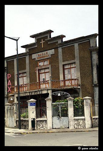 ancien cinéma Pax fort de France