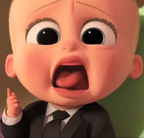 BOSS BABY TO THE RESCUE!!!!!