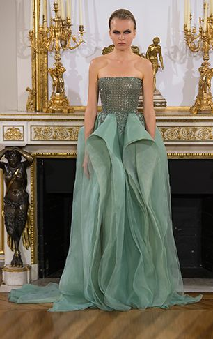 Rami Al Ali Haute Couture Autumn Winter 2016-2017 - Look 27