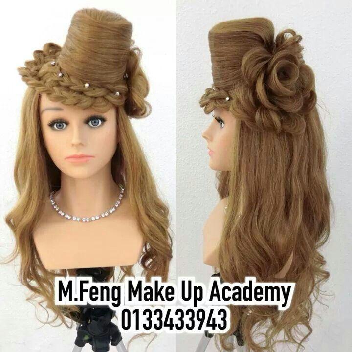 Fashion hair