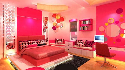 Bedrooms Design Pink Rooms Bedrooms Girls Bedrooms Interiors Bedrooms