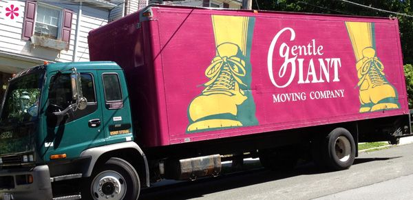 Image result for gentle giant movers. Dave Beckmann the gentle giant. :)