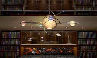 CelestiaLumina: The Tyson/Young Solar System Chandelier                                                                                                                                                                                 More