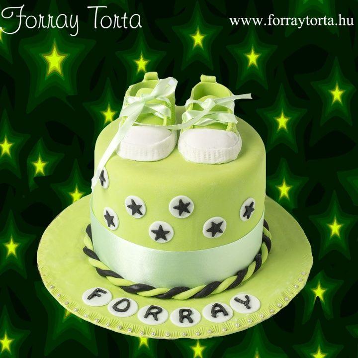 Keresztelő torták   - Tortarendelés - Forray Torta - Tortarendelés és tortakészítés az Önök igénye szerint