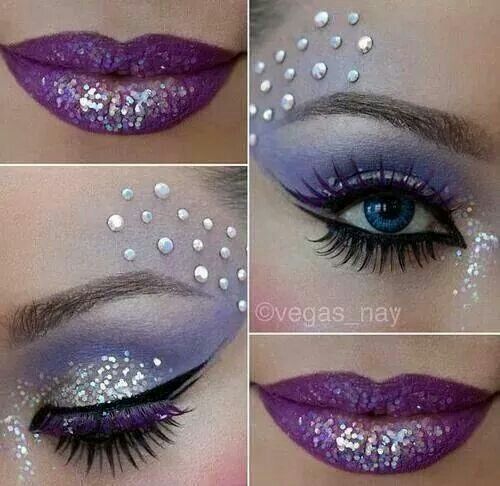 Cool but not the lower lashes
