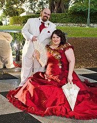 Fat bride survival guide.