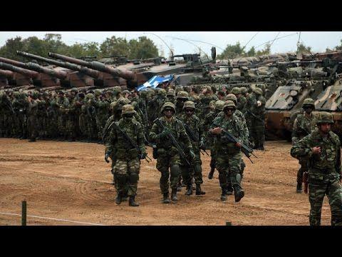 Ελληνικός Στρατός | GLORY AND POWER 2016 | By Nemesis HD